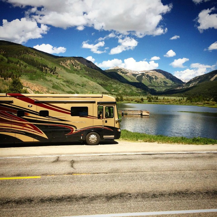 RV Travel lets you control your destiny.