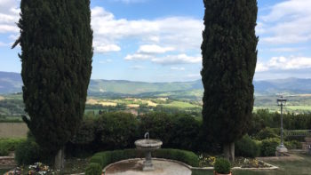 Active travel lets an adventurous vacationer enjoy local food and wine, and return home the same size. An Italian bicycle trip filled the bill.