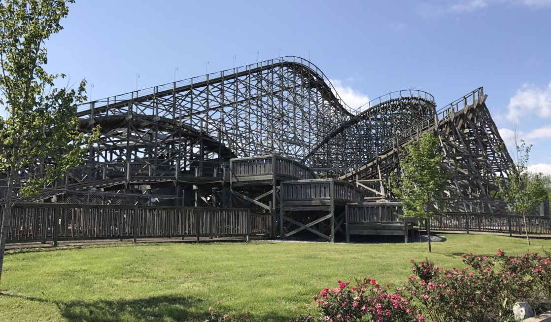 Beech Bend Amusement Park is a fun place for families to visit in Bowling Green, Kentucky.