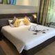 Novotel Phuket Karon Beach suite with plunge pool.