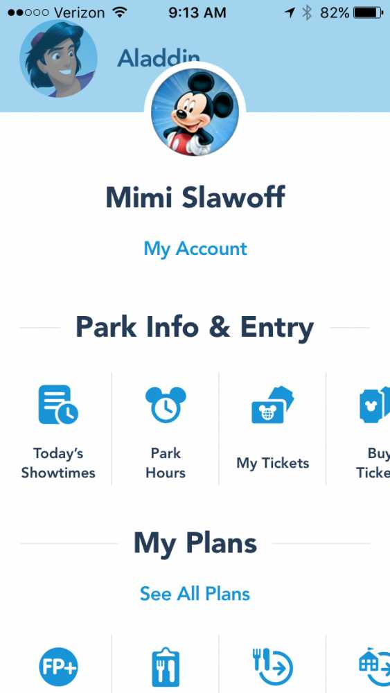 Tips for Using the My Disney Experience App TravelingMom