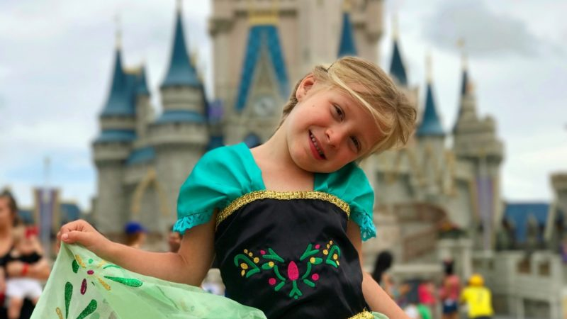 If you are wondering what the right age for Disney World is, the answer is any age!