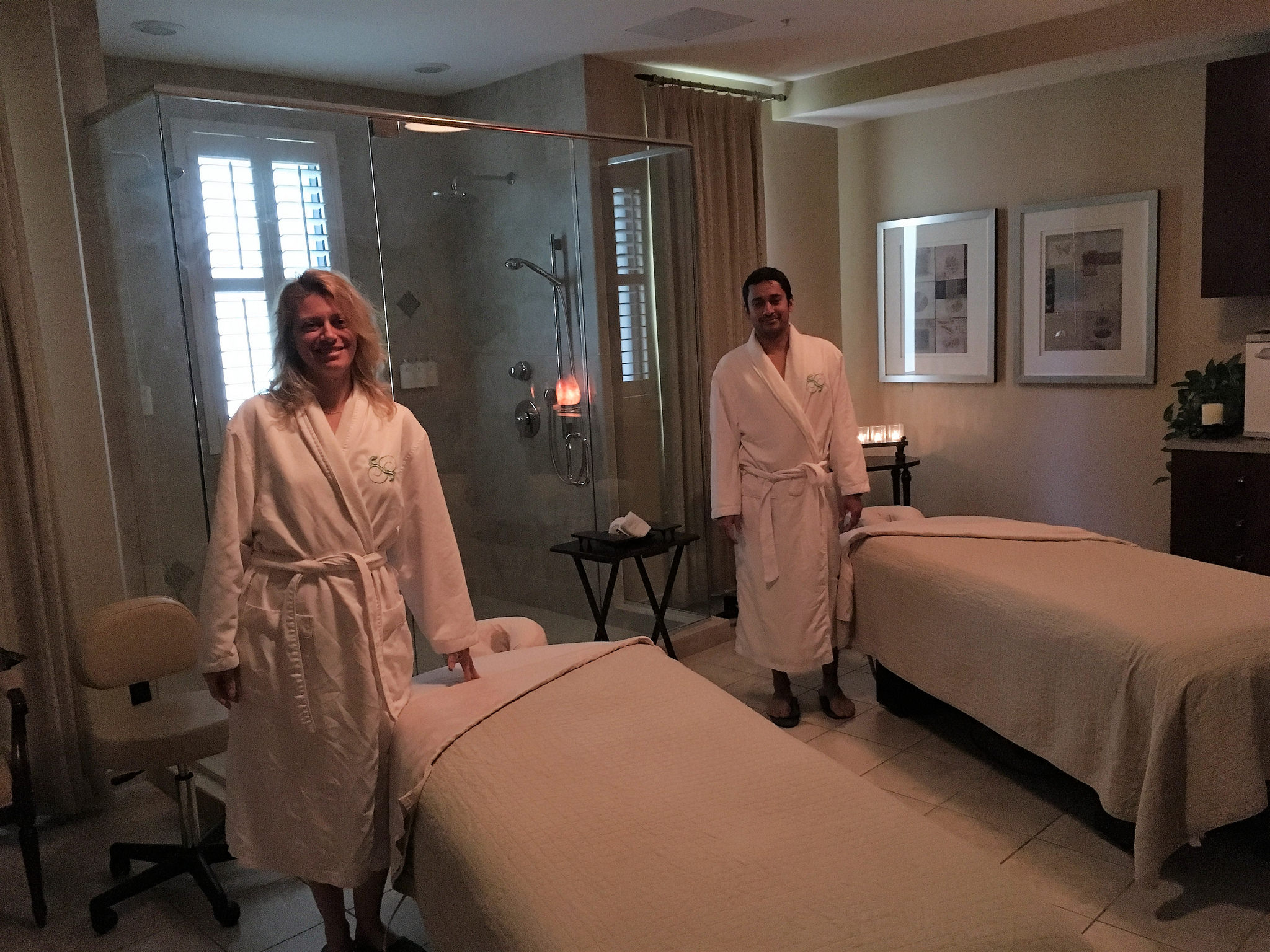 Salamander SPA and Wellness Center at Innisbrook Golf Resort in Tampa