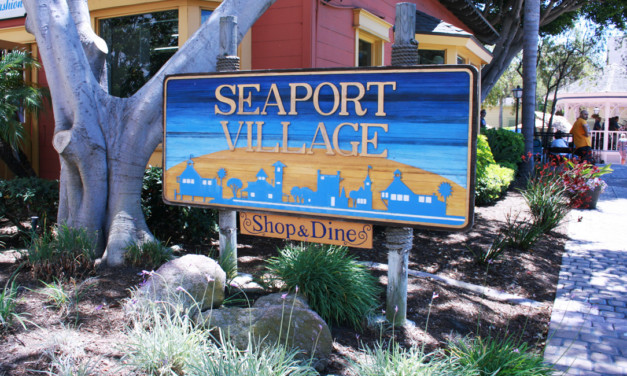 Day Trip Itinerary for Seaport Village in San Diego