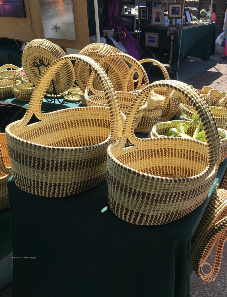 Things to Do in Charleston, SC Sweetgrass Baskets