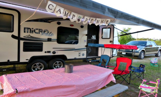 Why Travel Trailer Camping Is Great for Families