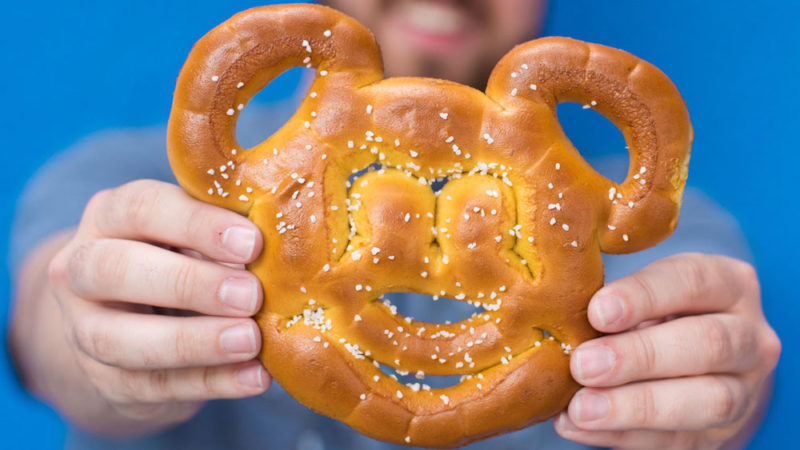Find out where to get the Mickey Pretzel in Magic Kingdom in our Guide to Restaurants in Magic Kingdom