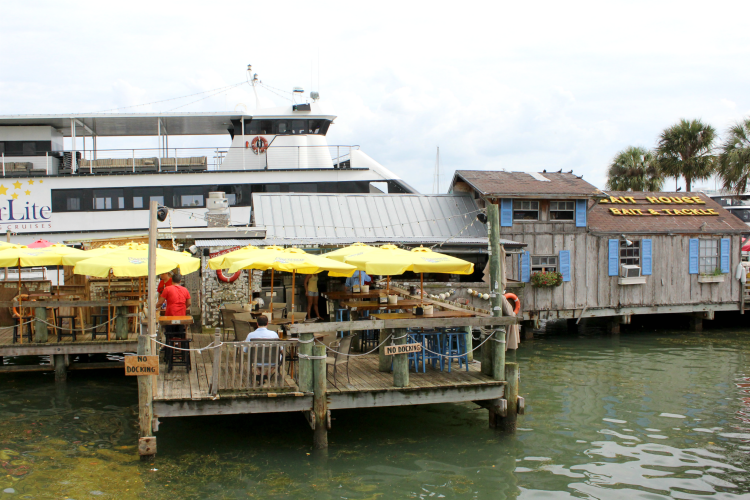 The Bait House is one of the best places to eat in Clearwater, Florida
