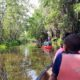You can paddle your way into nature at one of the best luxury Florida hotels for families.