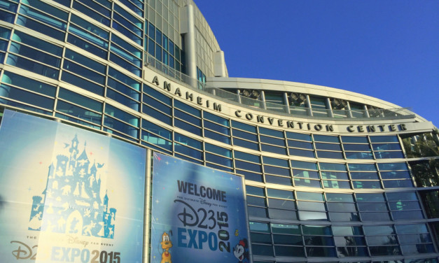 Attending Disney's D23 Expo on a Shoestring Budget