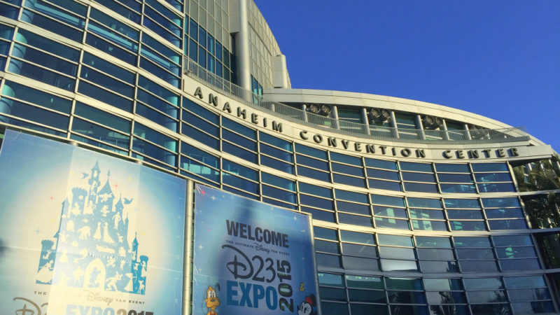 Attending Disney's D23 Expo on a shoestring budget cover