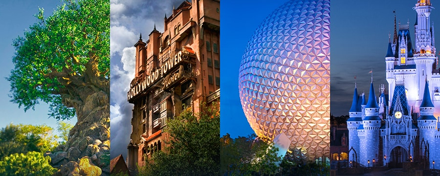 Just Released: 2018 Walt Disney World packages