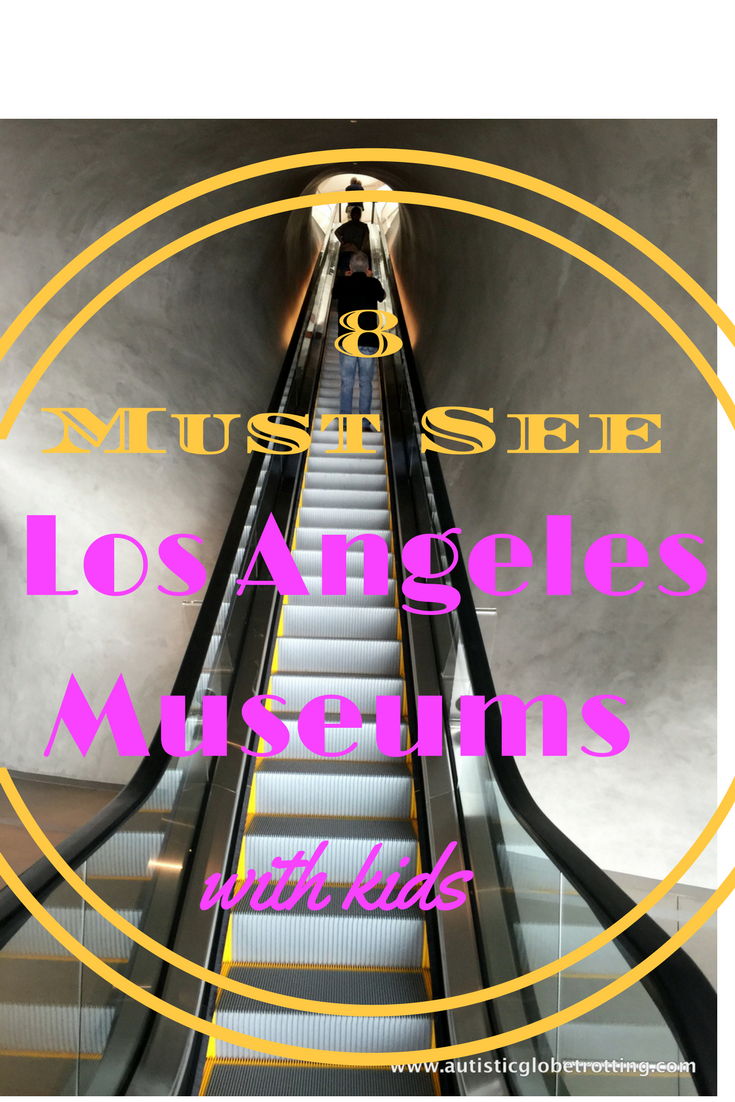 Los Angeles has many fascinating museums to discover. To help parents chose, we list our top eight family friendly Los Angeles museums.