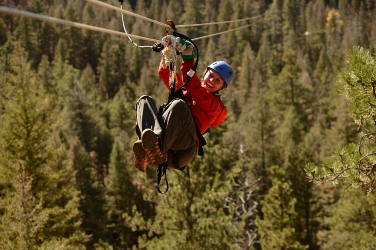 what are some of the soaring adventures you can do at the broadmoor luxury colorado resort