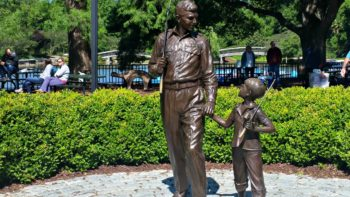 Andy and Opie aren't from Raleigh, but it's free to visit them in Pullen Park. Read on for more free things to do in Raleigh, NC