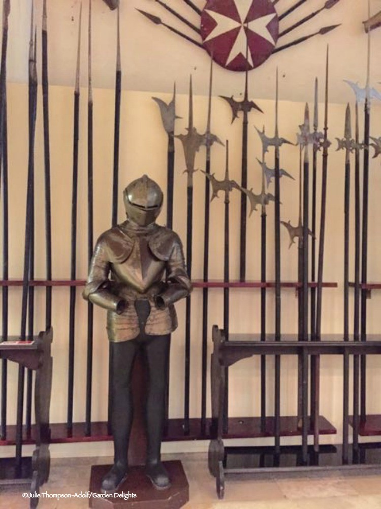 Things to do in Malta include visiting the Armoury.