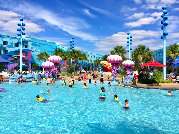 Disney 39 S Art Of Animation Resort Little Mermaid Rooms Travelingmom