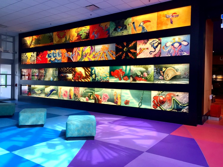 Gorgeous & delightfully themed, Disney's Art of Animation Little Mermaid rooms are an affordable and fun Value resort to consider for your vacation.