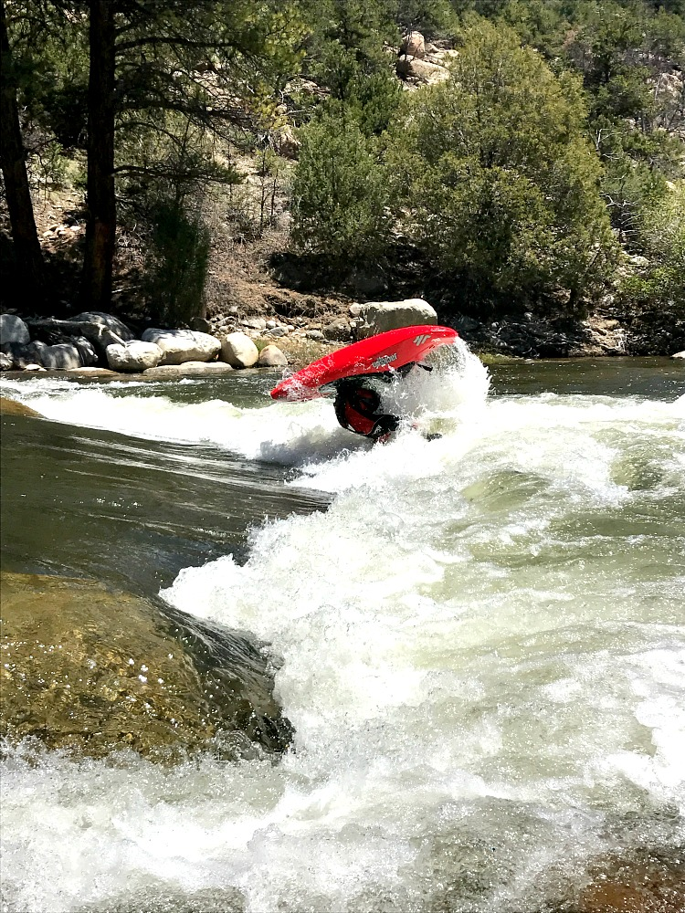 Colorado's Buena Vista adventures start and end in the river!