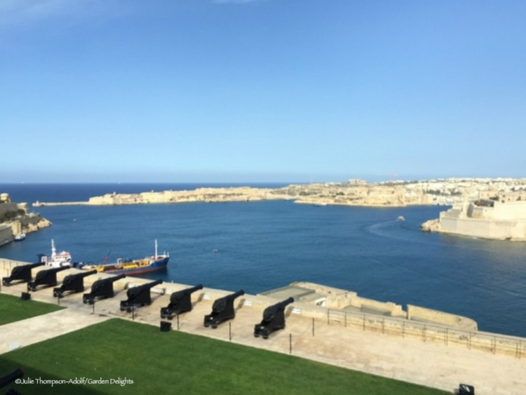 Things to do in Malta with kids include watching the cannons fire at the Saluting Battery.