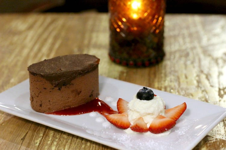 The Mary Margaret Chocolate Marquise Cake is a chocolate lovers dream come true