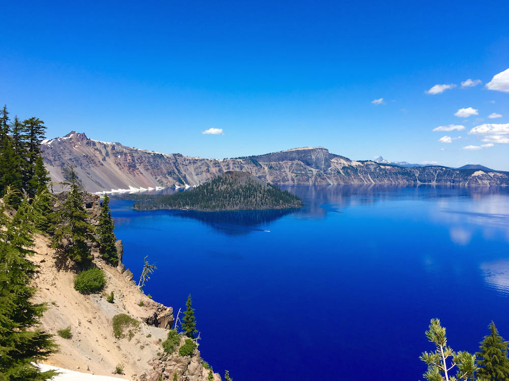 Take an Oregon family road trip and explore Crater Lake.