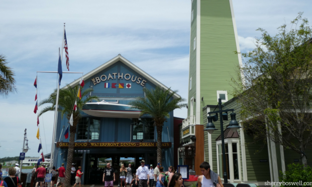 Free Fun and Freedom at Disney Springs