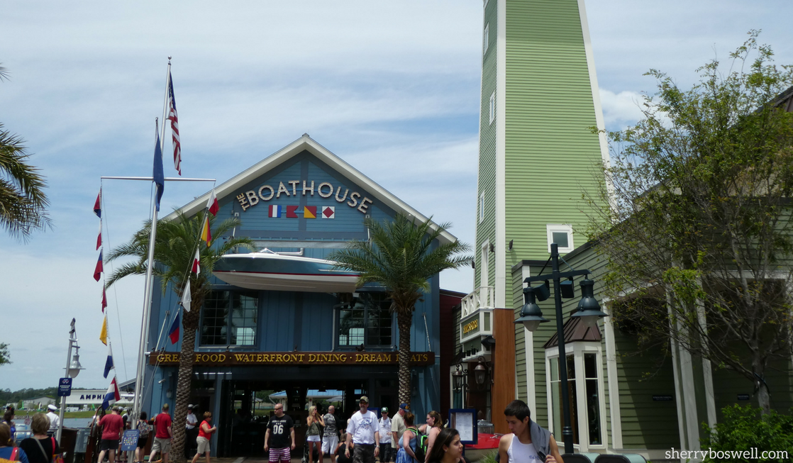Free Fun and Freedom in Disney Springs