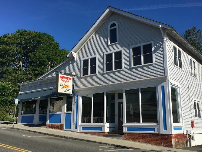 This Pizza shop is a must visit on your trip to New England