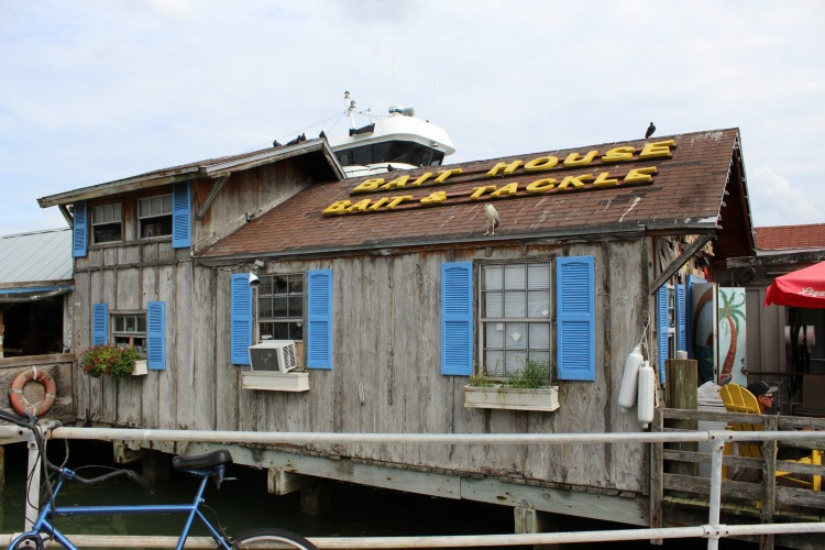 The Bait House captures old Florida charm