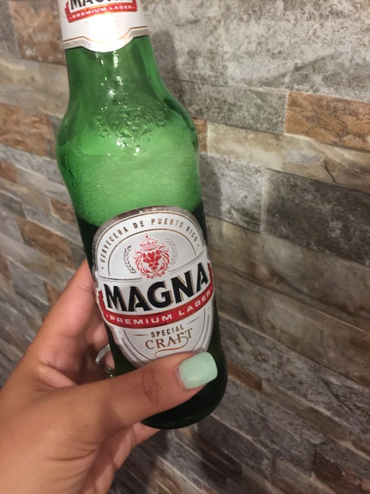 10 Local Beers While Traveling include Magna.