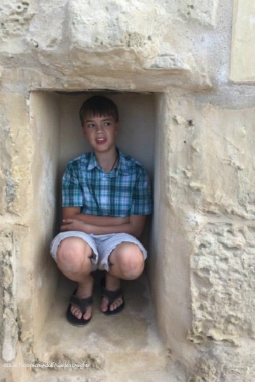 Things to do in Malta with kids include exploring Valetta's niches.