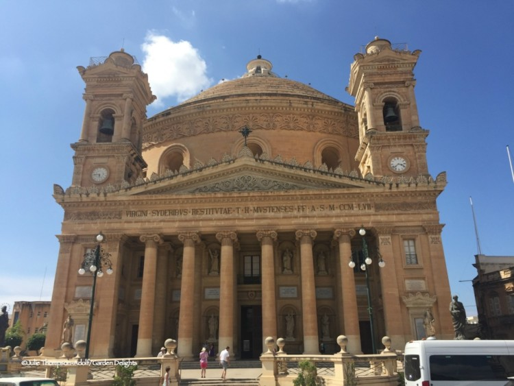 The Mosta Dome is a must-see thing to do in Malta.