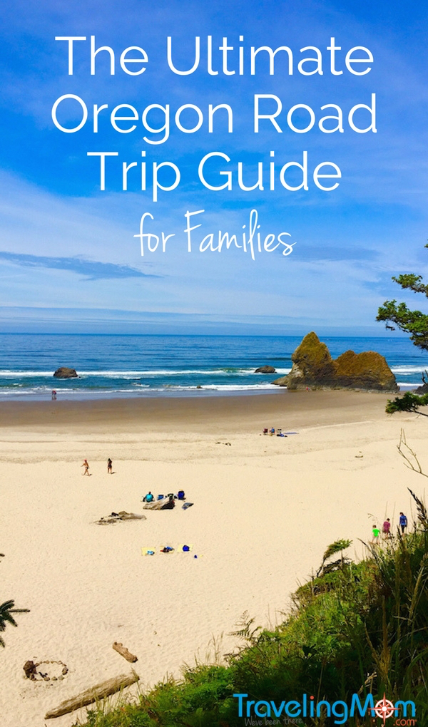 Plan the perfect Oregon family road trip with stops for fresh cherries, unbelievable water falls, Crater Lake, lavender fields and much more.