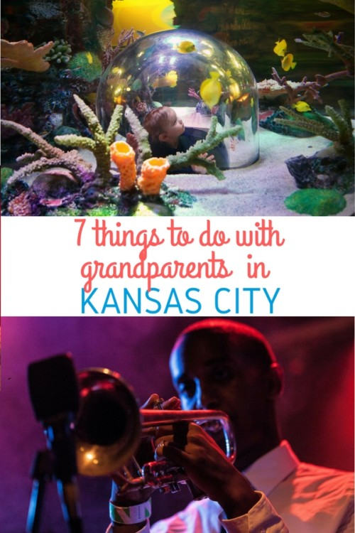 Bringing Grandma and Grandpa on vacation? If you head to Kansas City, there's plenty to do including eating bbq and listening to live jazz.