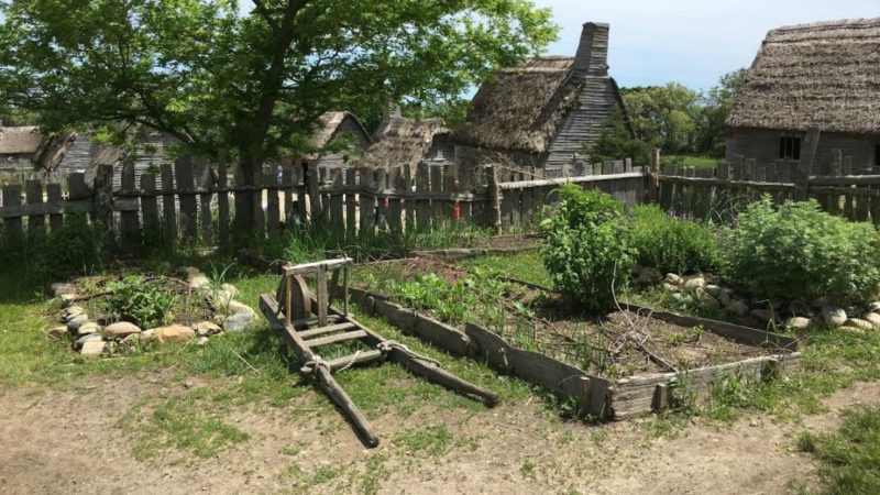 A day trip to Plimoth Plantation is a wonderful Massachusetts Daytrip for families.