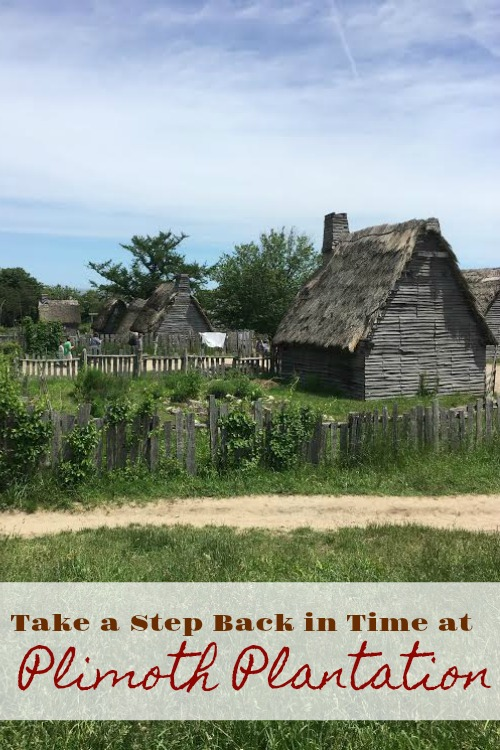 Step back in time with a day trip to Plimoth Plantation