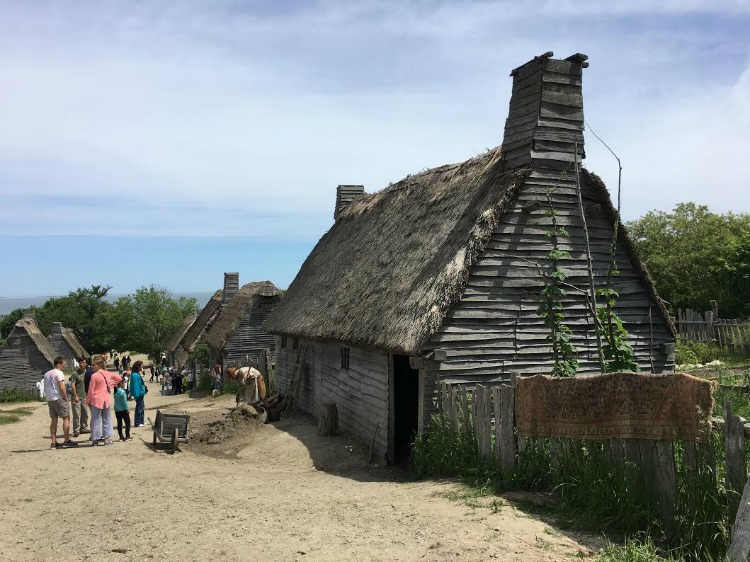 pilgrim traditions are kept alive at Plimouth Plantation