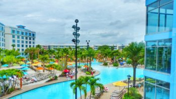 Stay on Property at Loews Sapphire Falls Resort at Universal Orlando