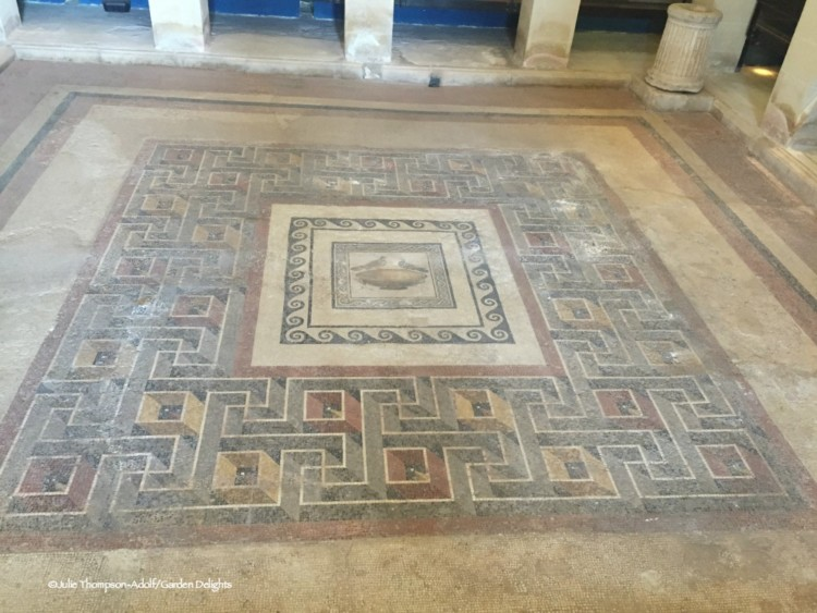 Seeing the mosaics in the Roman villa are one of the top things to do in Malta.
