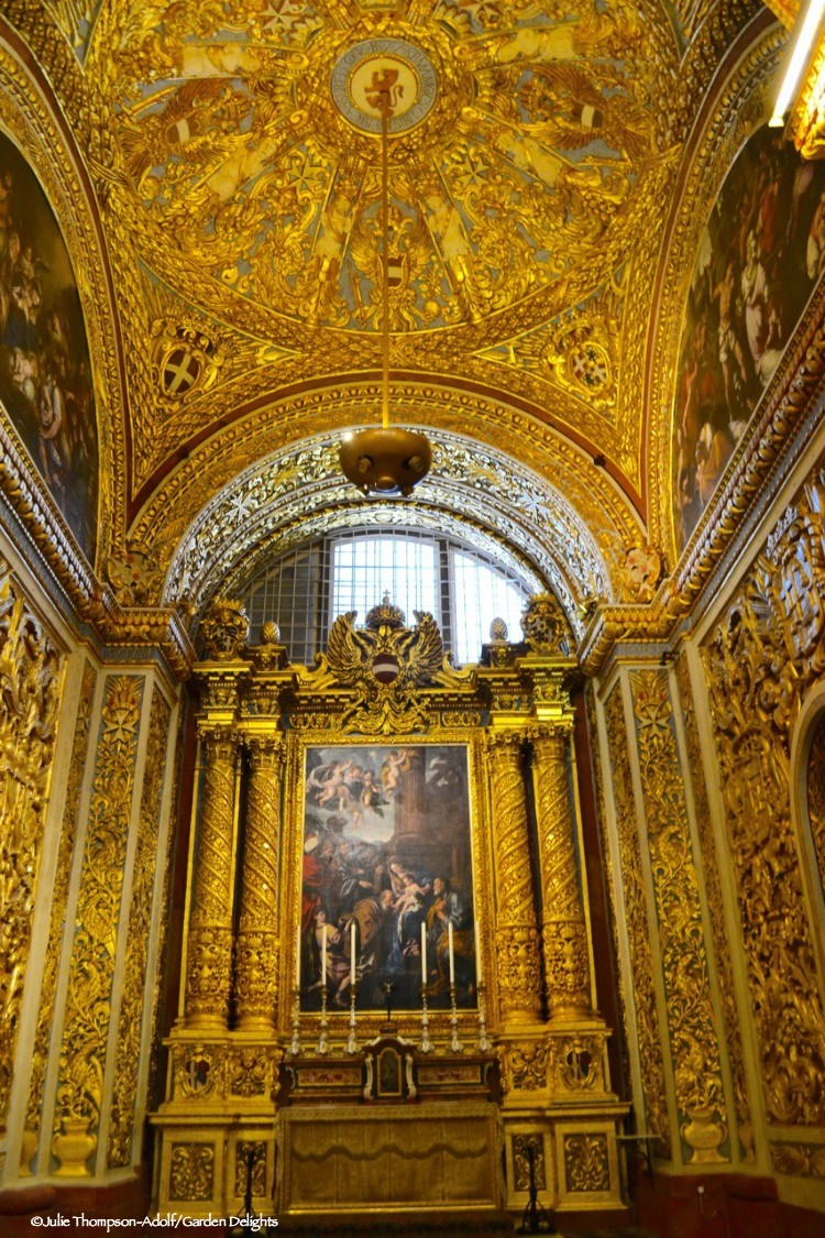 Things to do in Malta include visiting St. John's Co-Cathedral.