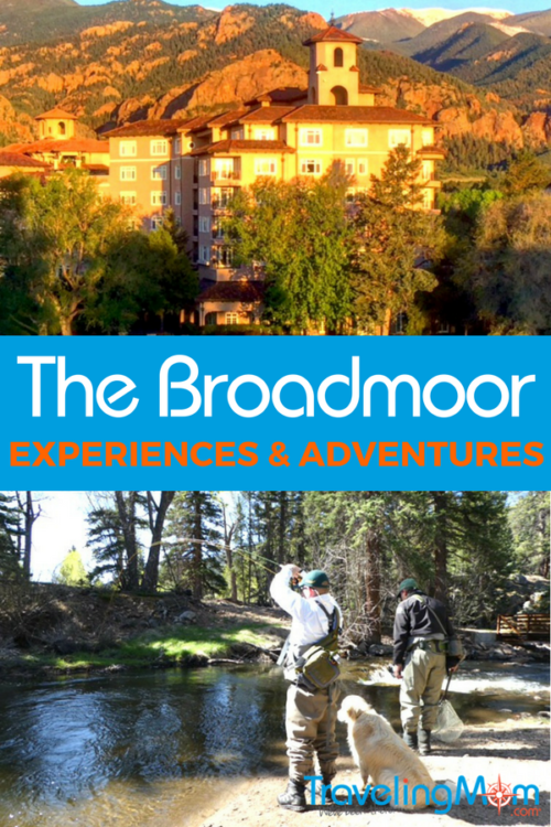 is the broadmoor a luxury Colorado resort worth the experience