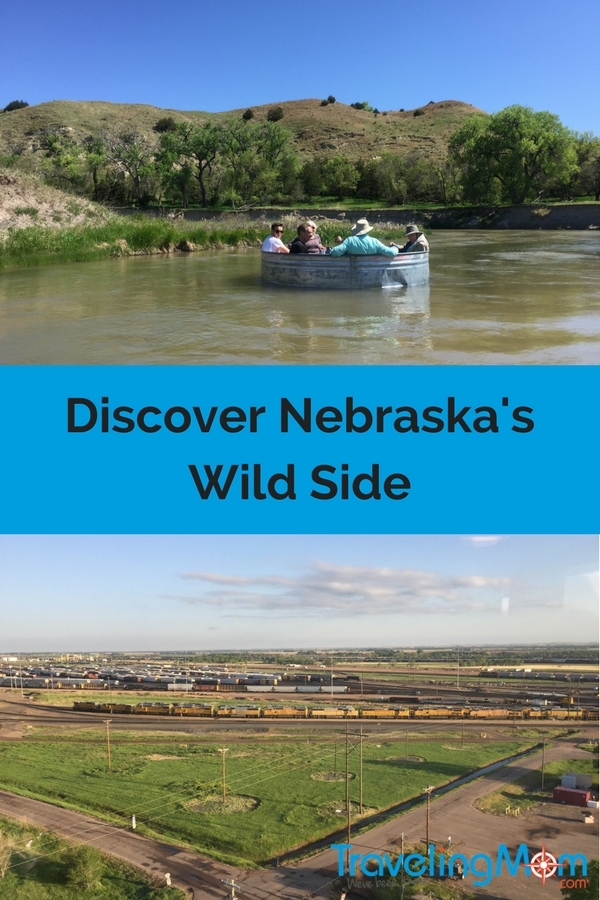 Discover the Wild Side and Old West Family Fun in Nebraska
