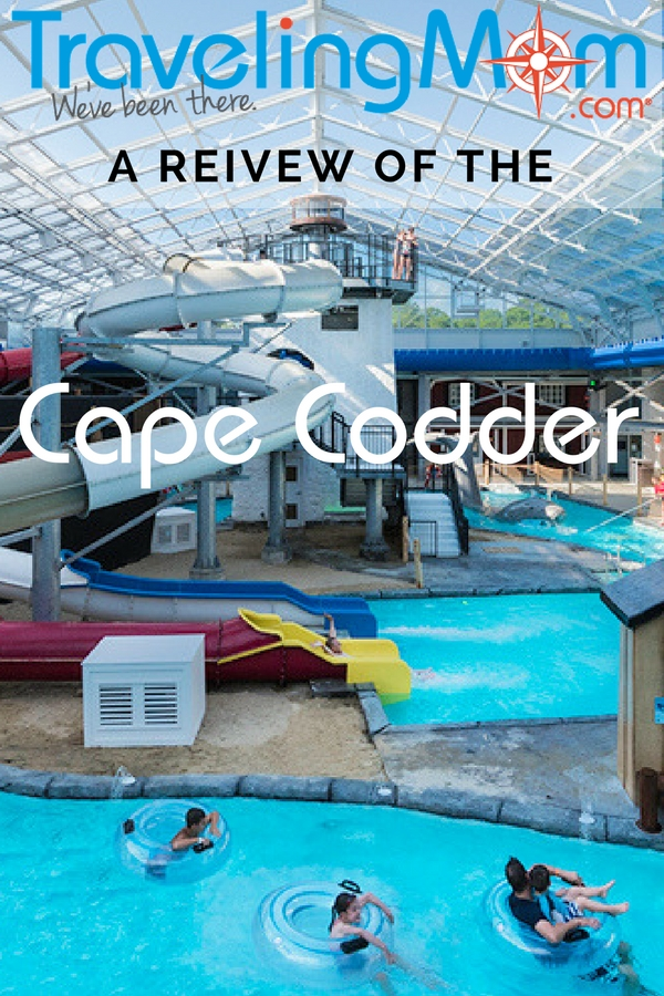 The Cape Codder Resort is a family owned waterpark hotel near everything on Cape Cod. Their indoor waterpark recently doubled in size.