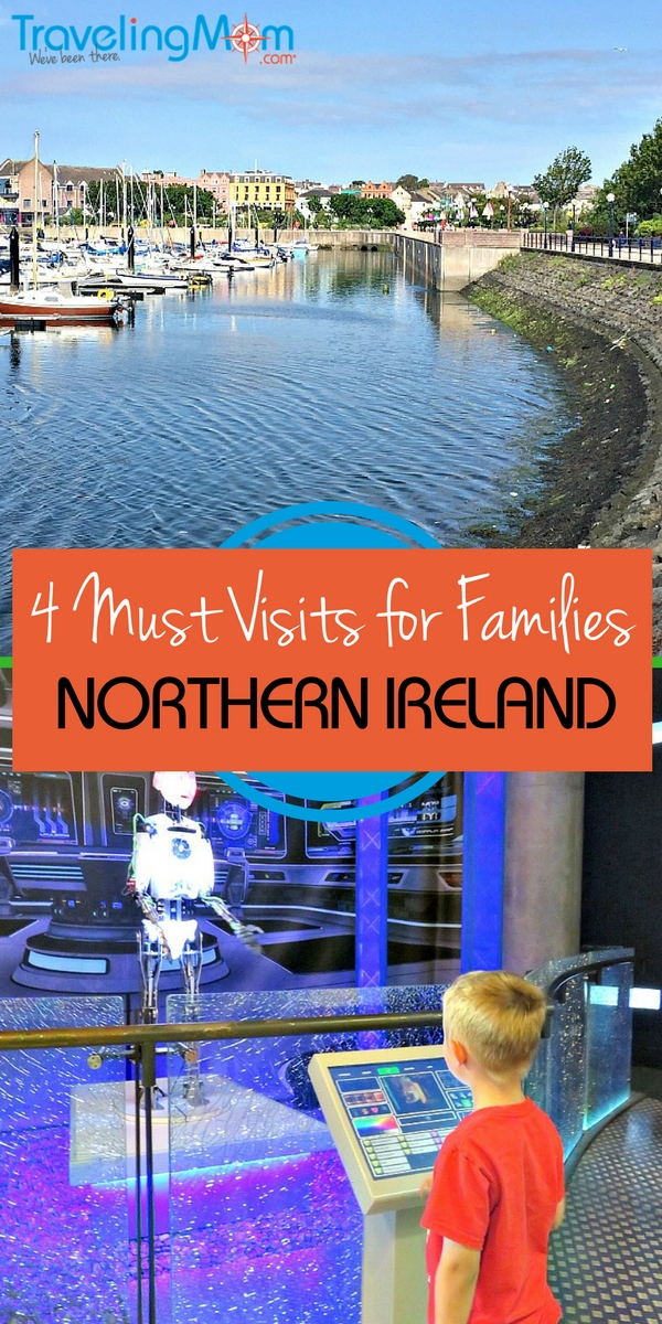 Visiting Northern Ireland? From fun on the farm to hands on at a science museum to beautiful parks, there are so many great things for families in Northern Ireland. Add these must visits to your itinerary for a trip the whole family will enjoy.