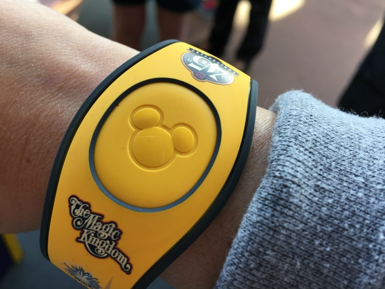 MagicBand 2.0 at Walt Disney World