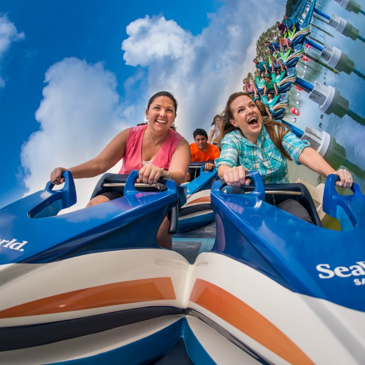 Love technology? Hate wild loops and hills? The Wave Breaker at SeaWorld San Antoni0 may be for you.Here's the scoop on the latest coaster.