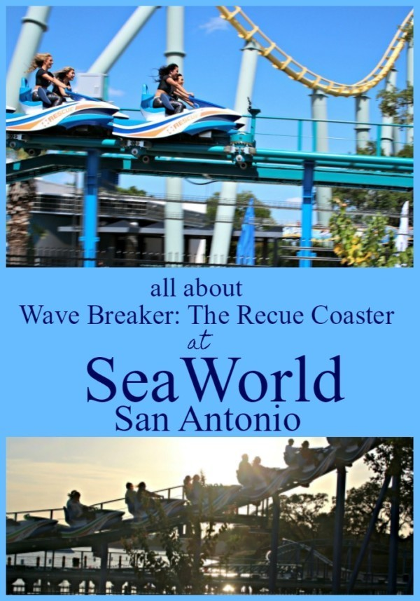 Want the feel of jet ski waves without the water? Here's six reasons to test drive Wave Breaker at Sea world San Antonio!