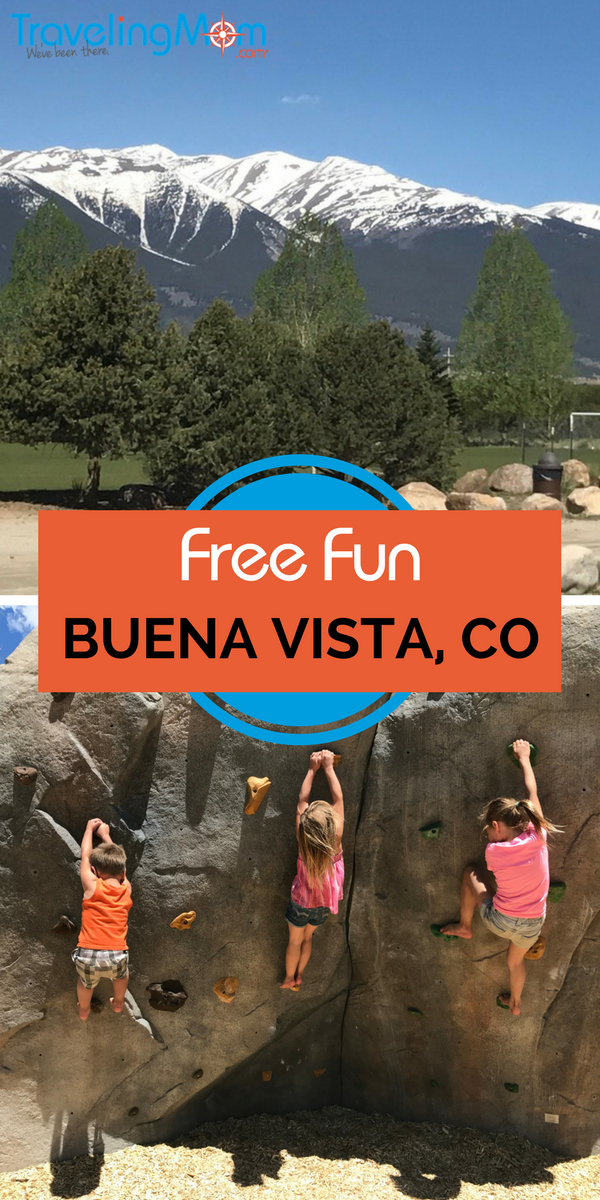 Free Colorado Fun: Buena Vista Adventures