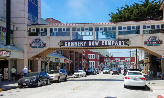 Family Coastal Getaway to Cannery Row in Monterey, California